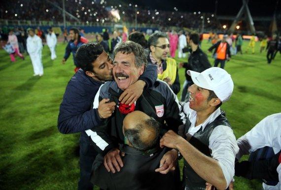 Coach Toni Oliveira