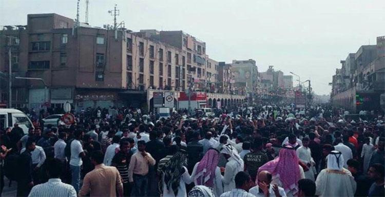 arab alahwaz protest