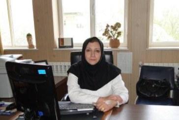 GÜNEY AZERBAYCANLI KADIN AKADEMİSYEN UNESCO ÖDÜLÜNÜ ALINCA KONUŞMASINI TÜRKÇE YAPTI
