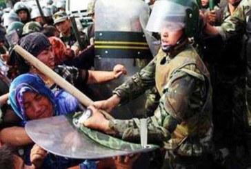 İran Türklerinden Çin'e Uygur Tepkisi!