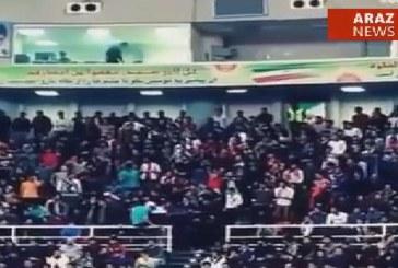 İran'da Binlerce Genç: Ne Mutlu Türküm Diyene (Video)