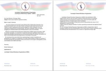 İran Türklerinden İsrail Devletine İtiraz Mektubu