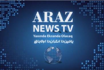 Araznews TV Bu Haftadan İtibaren Faaliyetine Başlayacaktır