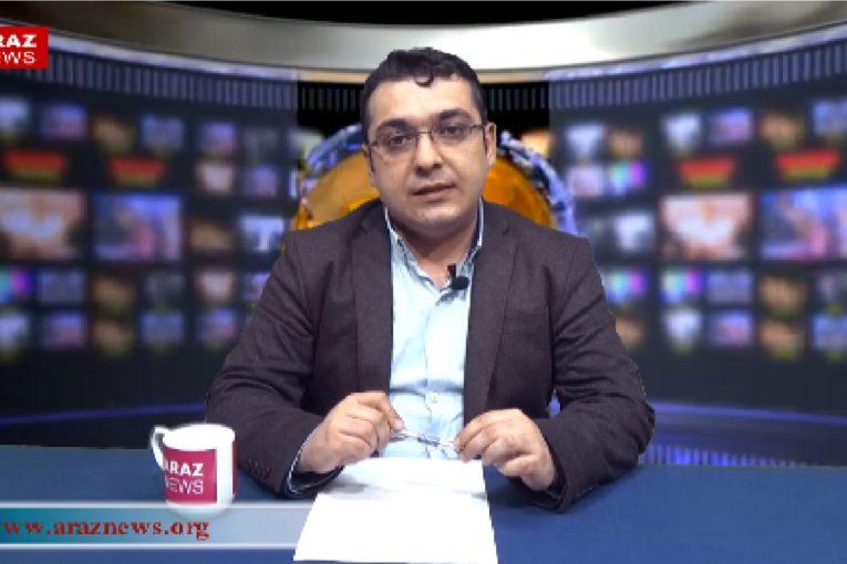 Araznews TV'nin Haftanın Analizi Programı