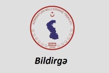 Azərbaycan Milli Hərəkatının Bir Sıra Quruluş və Təşkilatlarının Bir Mehr Məktəblərin Açılışı Günü Münasibəti ilə Ortaq Bildirisi