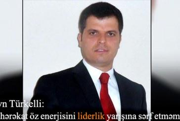 """Hüseyn Türkelli: """"Milli hərəkat öz enerjisini liderlik yarışına sərf etməməlidir"""" – Müsahibə"""