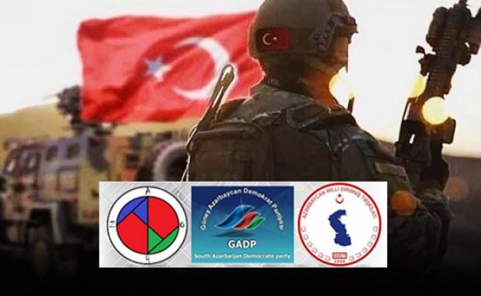Türk Ordusunun Terör Karşıtı Operasyonları ve Şehit Düşen Türk Askerleri Konusunda Azerbaycan Siyasi Kuruluşları Emektaşlık Platformu'nun Bildirisi