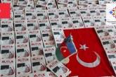 Güney Azerbaycan şehirlerinde Atatürk'ün Nutuk kitabı dağıtıldı