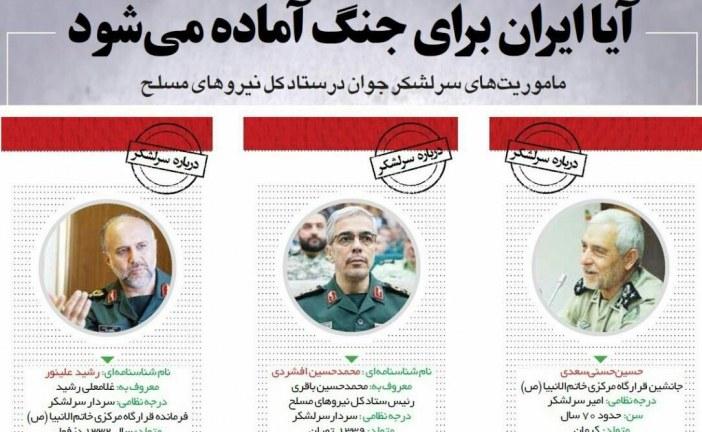 İran Generalleri Savaşa mı Hazırlanıyor?- Babek ŞAHİT