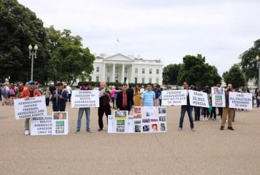 Güney Azerbaycan'ın 22 Mayıs Ayaklanması'nın 11. Yılı ABD'de Anıldı