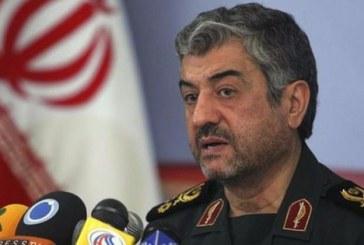 İran Devrim Muhafızları Komutanı'ndan ABD'ye Rest