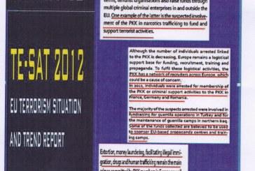 Uluslararası Terörizm ve Uluslararası Uyuşturucu Ticareti