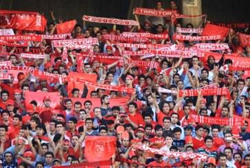 Traktör'ün Süper Lig'deki İlk Maçı Neft'le
