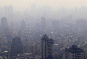 İran'da 7 bin 916 Kişi Hava Kirliliğinden Dolayı Hastanelik Oldu