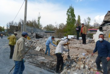 Güney Azerbaycan'da Patlama