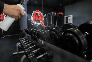 Güney Azerbaycan'da Spor Salonları Kapatıldı